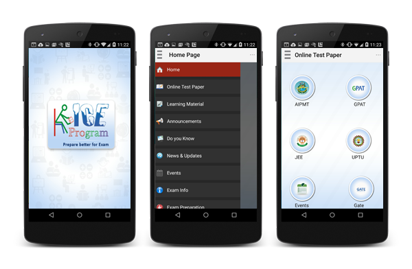 Y Web Solutions - Created Mobile App
